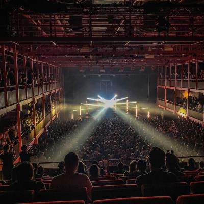 Ancienne Belgique back - 24 hours in Brussels, a city guide to the capital of Europe