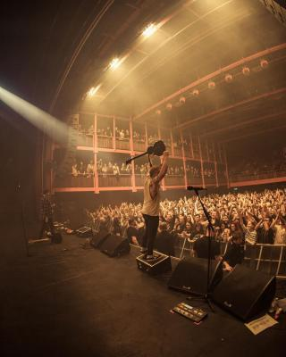 Ancienne Belgique - 24 hours in Brussels, a city guide to the capital of Europe