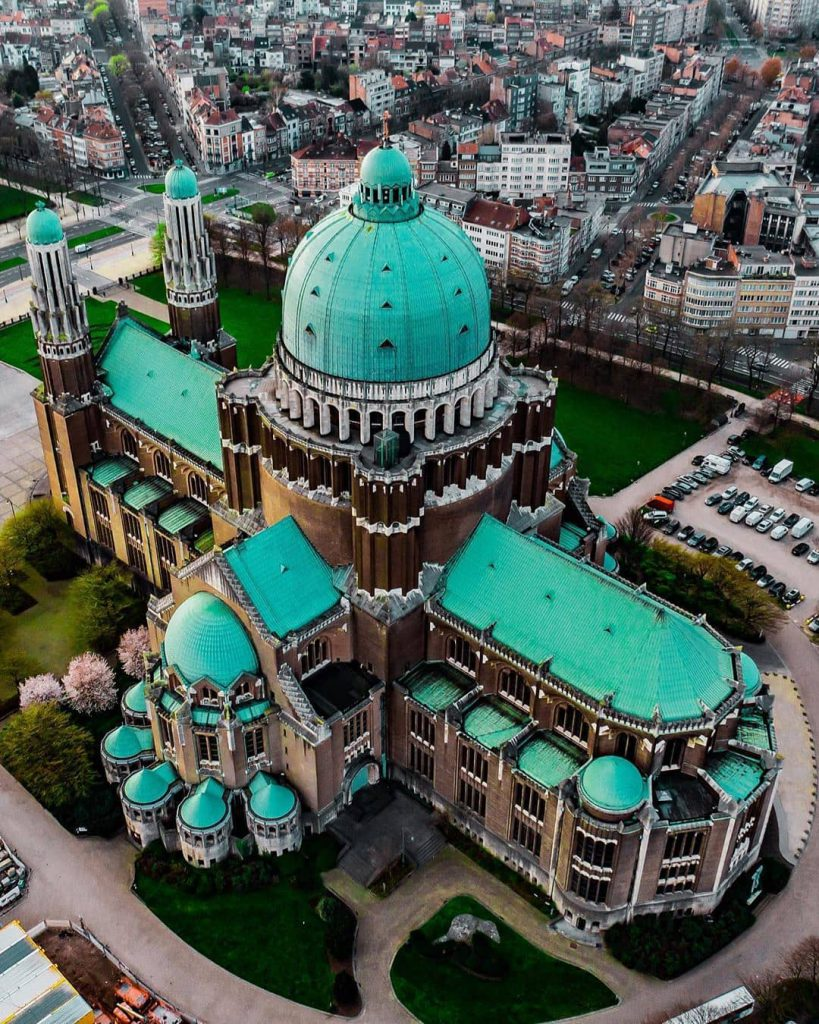 Basilica of the Sacred Heart 1 - Discover the architectural side of Brussels