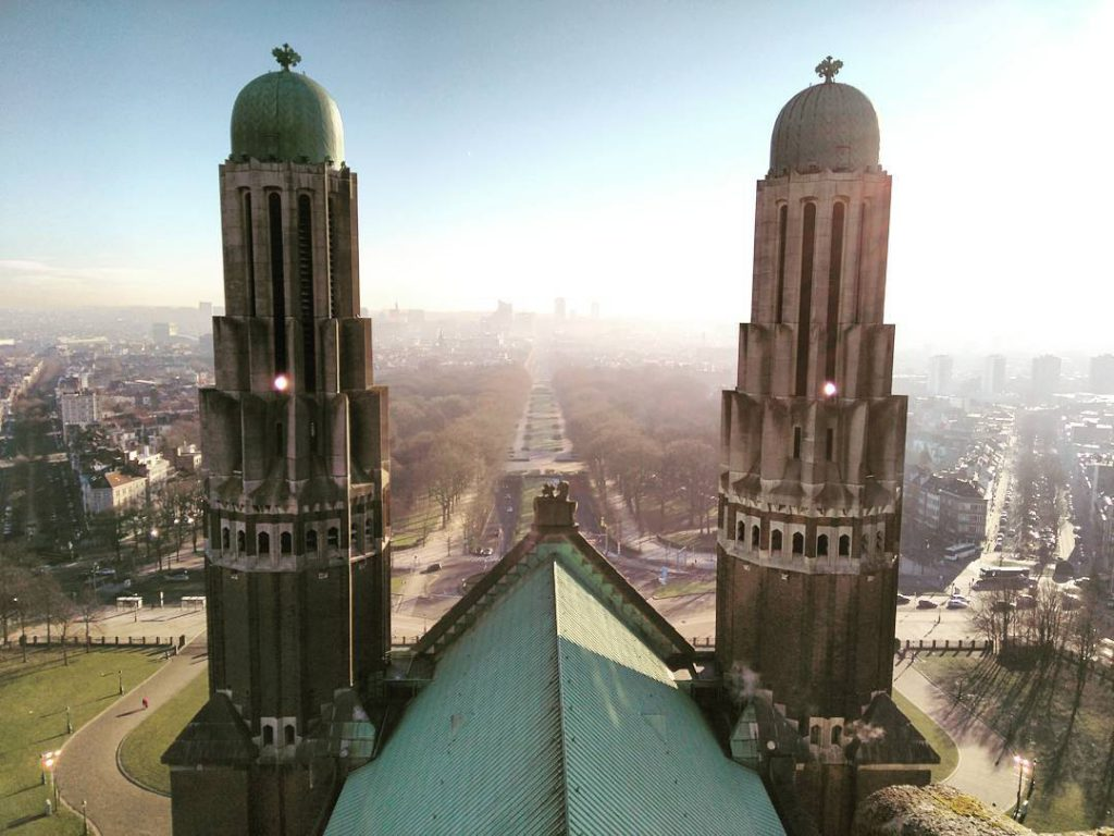 Basilica of the Sacred Heart overview - Discover the architectural side of Brussels