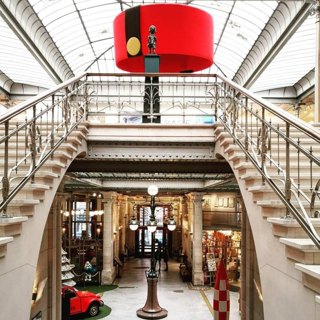 Belgian Comic Strip Center - The must-see museums of Brussels