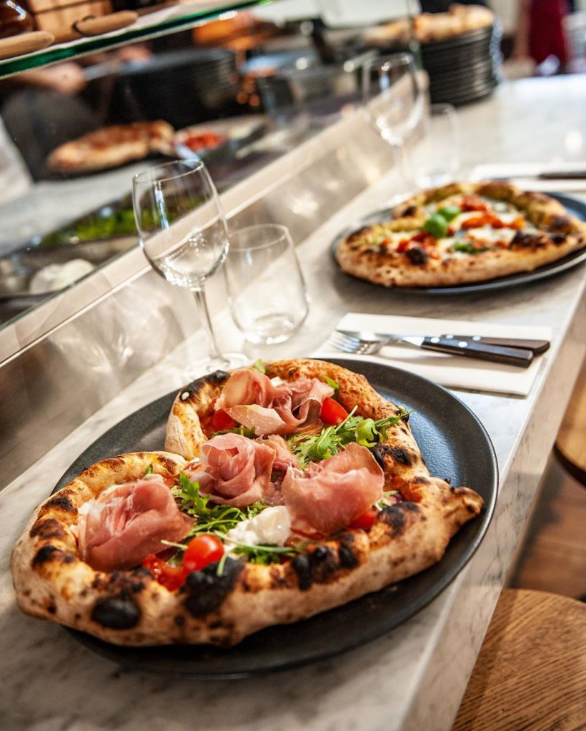 CŎCĪNA Pizza - A local guide to the best restaurants in Brussels