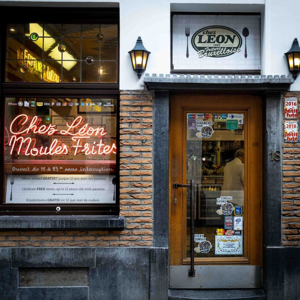 Chez Leon - A local guide to the best restaurants in Brussels