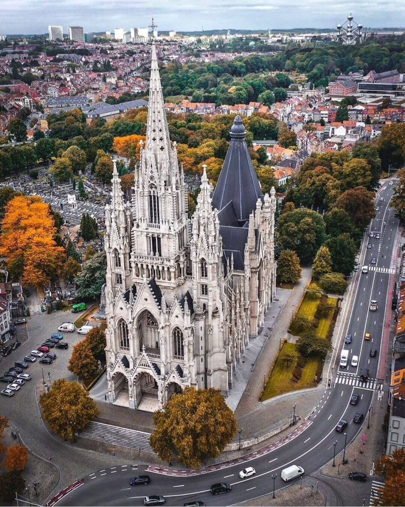 Eglise Notre Dame de Laeken - Discover the architectural side of Brussels