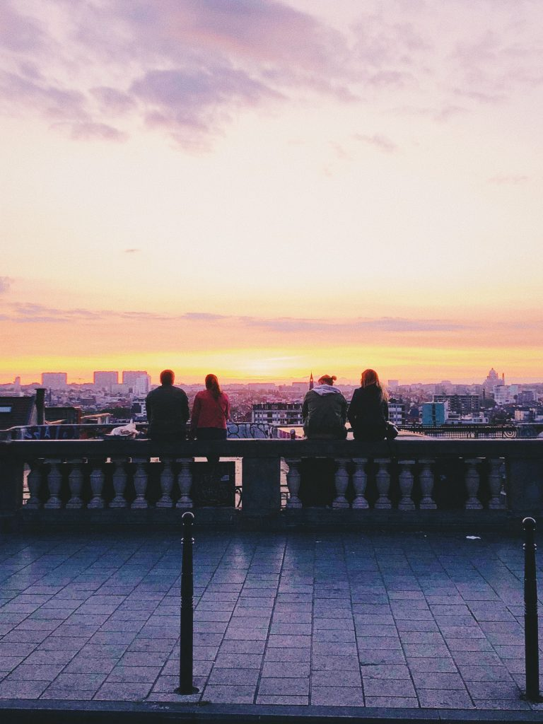 Elevator to the Sky - The most Instagrammable places in Brussels