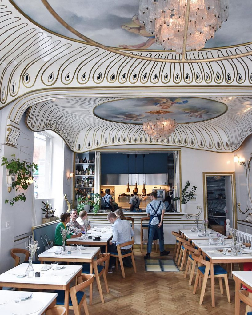 Humus x Hortense resto - A local guide to the best restaurants in Brussels