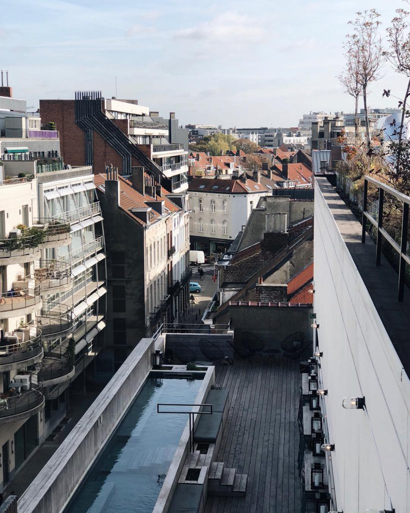 JAM view - Where to stay in Brussels - The best hotels and neighbourhoods