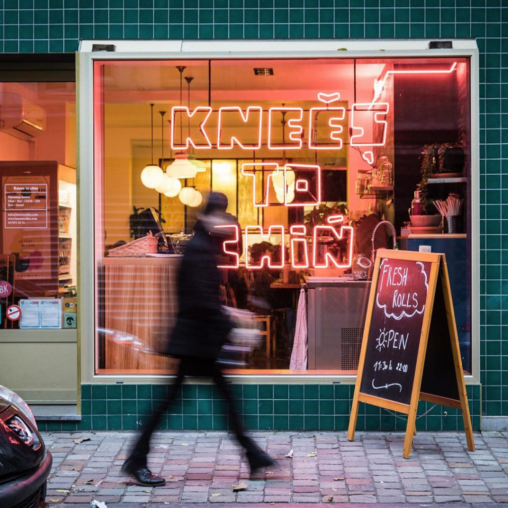 Knees to Chin Resto - A local guide to the best restaurants in Brussels