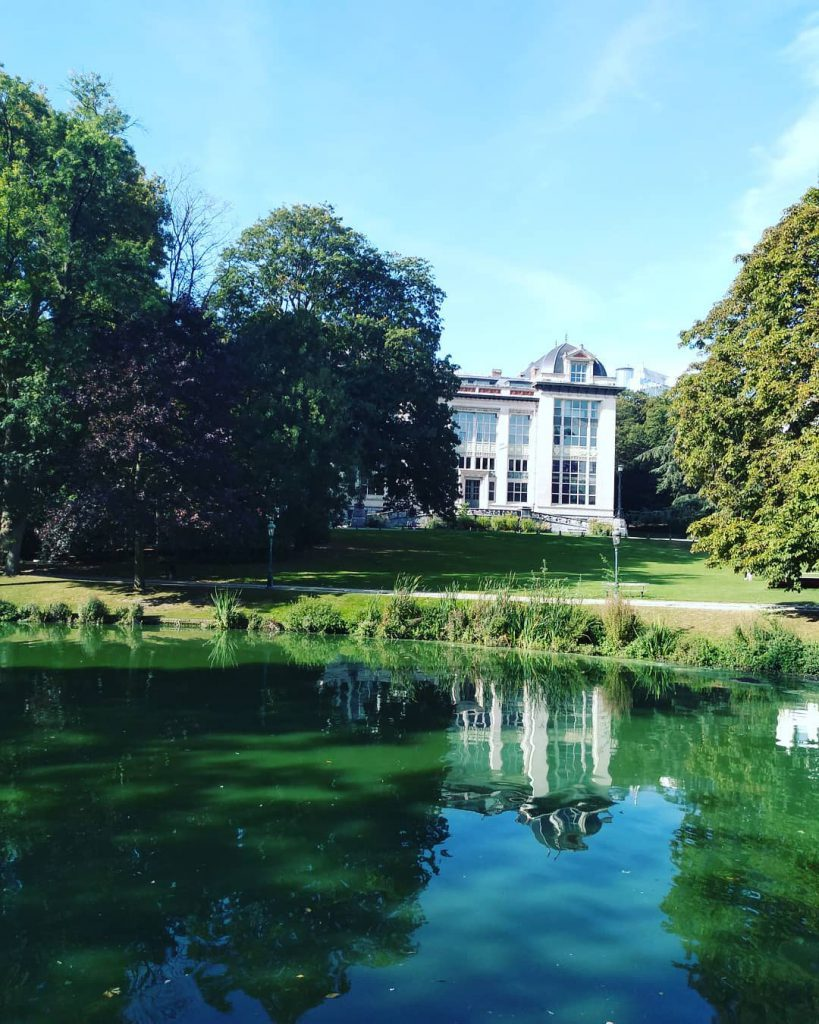 Leopold Park - Best parks and gardens to picnic in Brussels