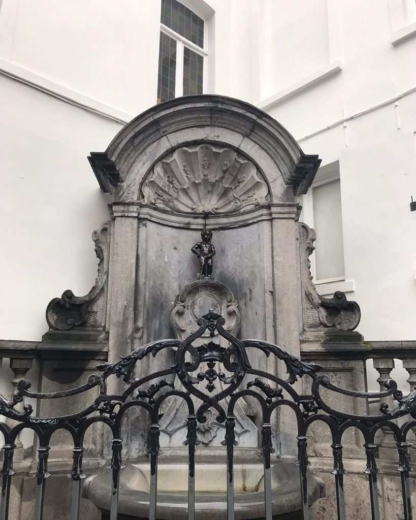 Manneke Pis - 24 hours in Brussels, a city guide to the capital of Europe