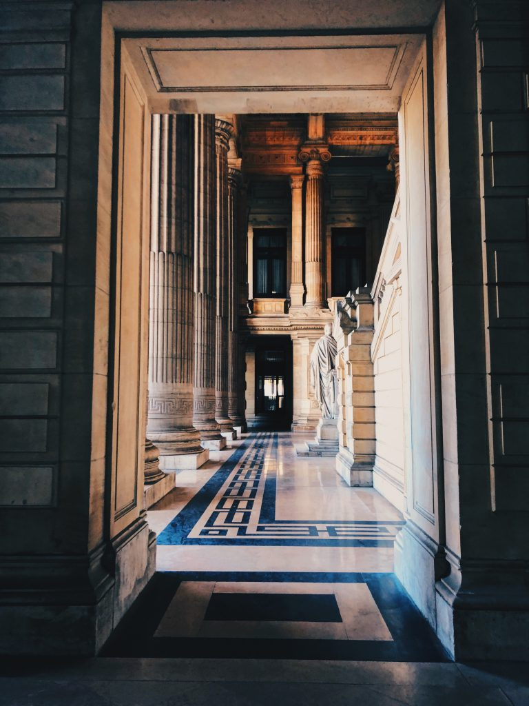 Palace of Justice of Brussels - Discover the architectural side of Brussels