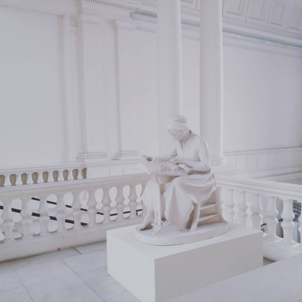 Royal Museums of Art and History statue - The must-see museums of Brussels