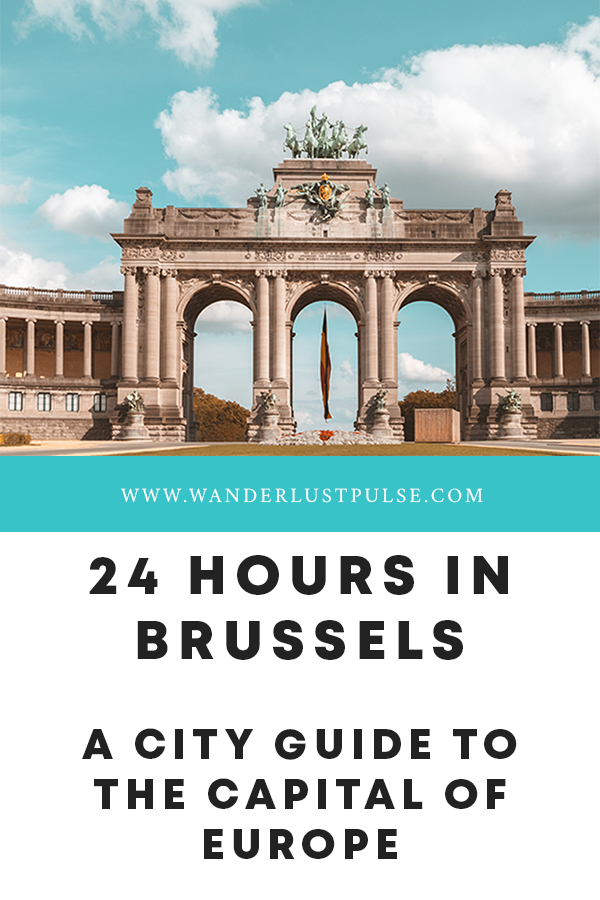 24H in Brussels - 24 hours in Brussels, a city guide to the capital of Europe