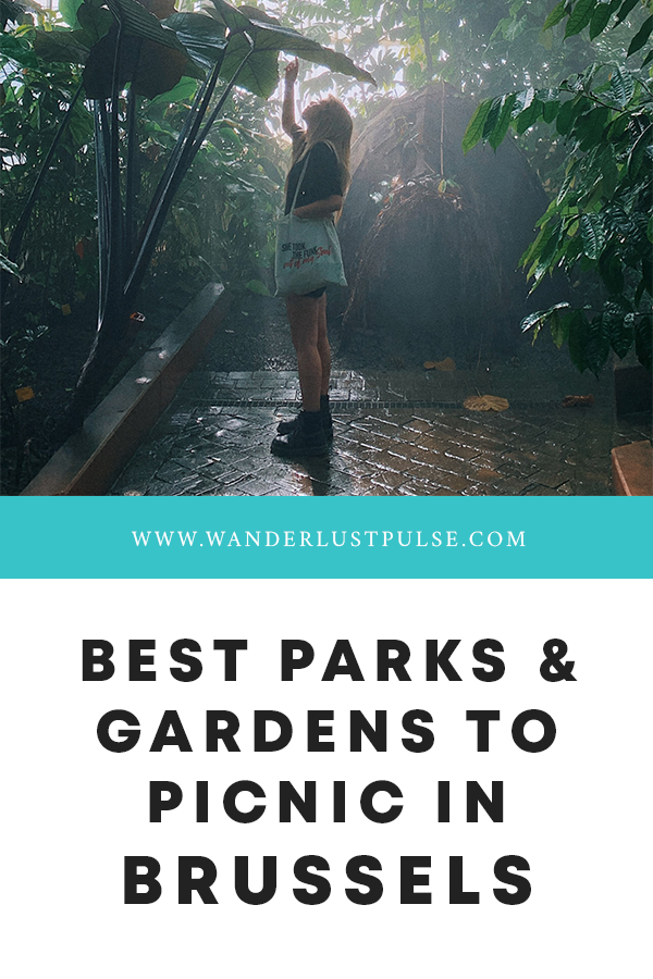 Gardens in Brussels - Best parks and gardens to picnic in Brussels