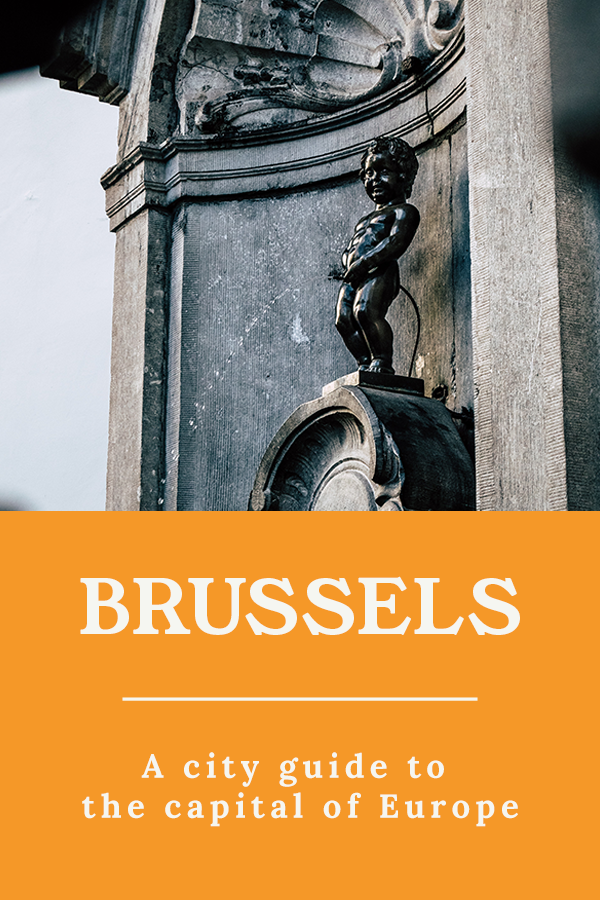 Guide of Brussels - 24 hours in Brussels, a city guide to the capital of Europe