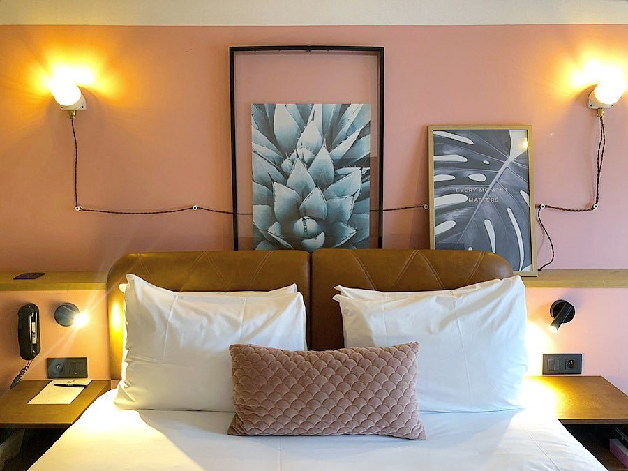 Hotel Indigo Room - Best hotels for your stay in Antwerp