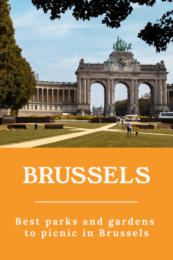 Parks in Brussels - Best parks and gardens to picnic in Brussels