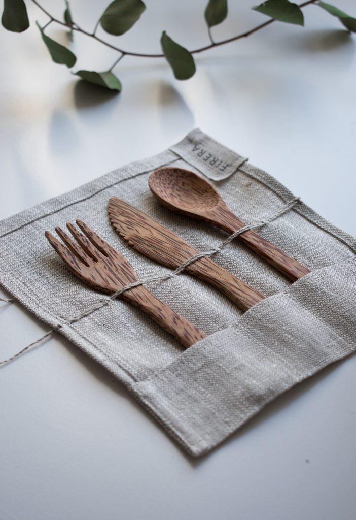 Zero Waste essentials: bamboo cutlery