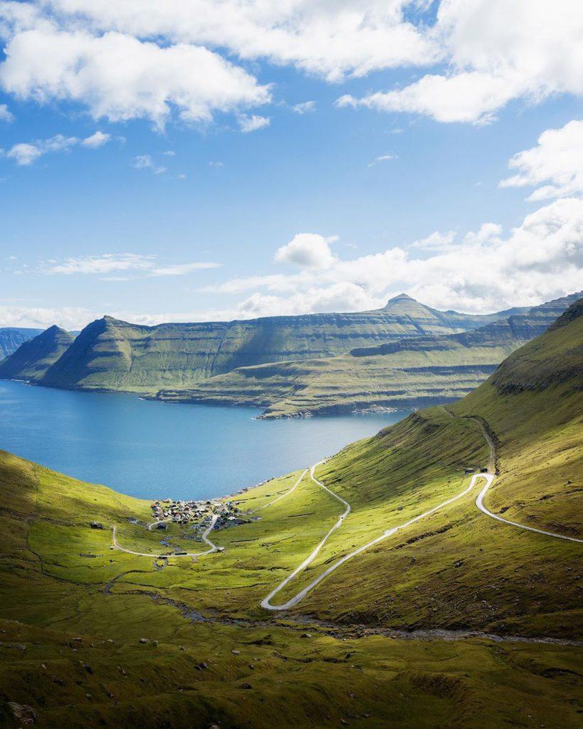 Faroe Islands Funningur Eysturoy - Faroe Islands' most instagrammable places