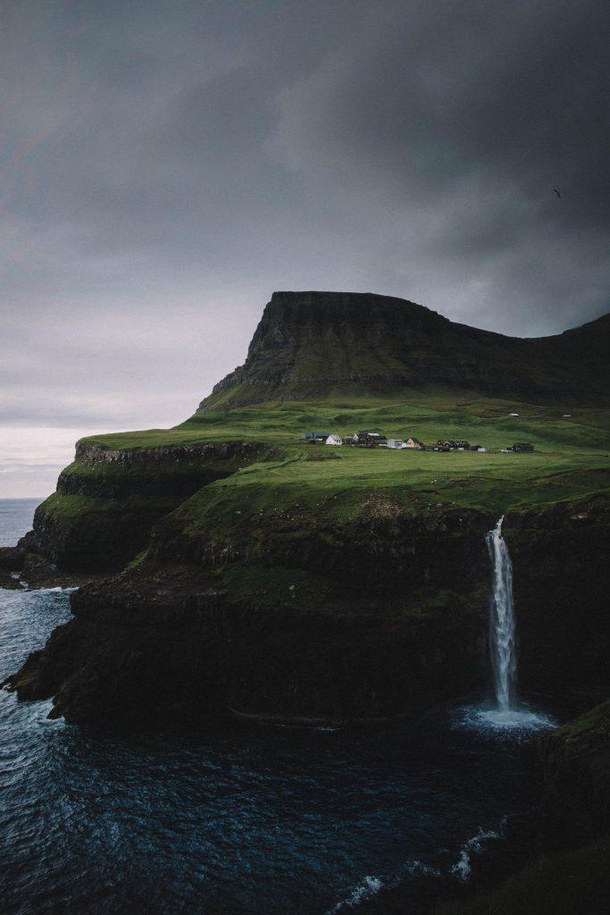 Faroe Islands - Gasadalur