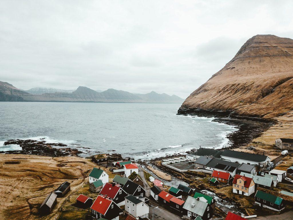 Faroe Islands Gjógv - Faroe Islands' most instagrammable places