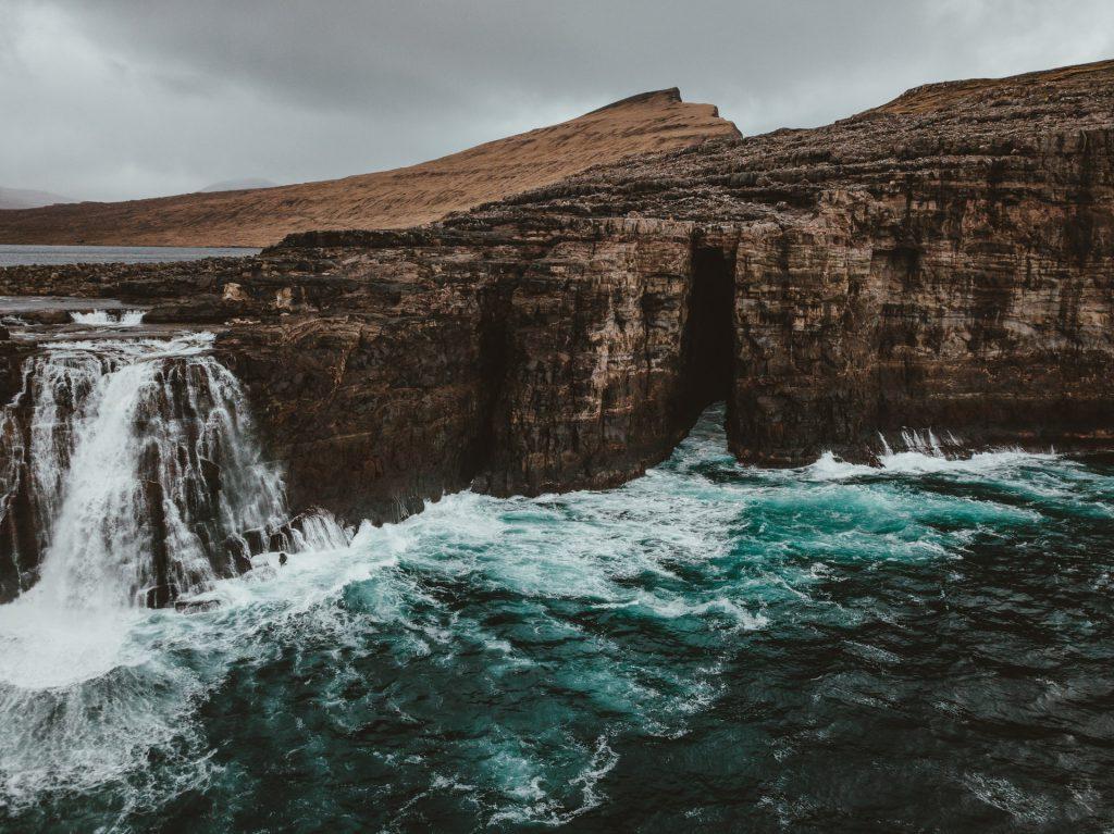 Faroe Islands Sorvágsvatn Sea - Faroe Islands' most instagrammable places