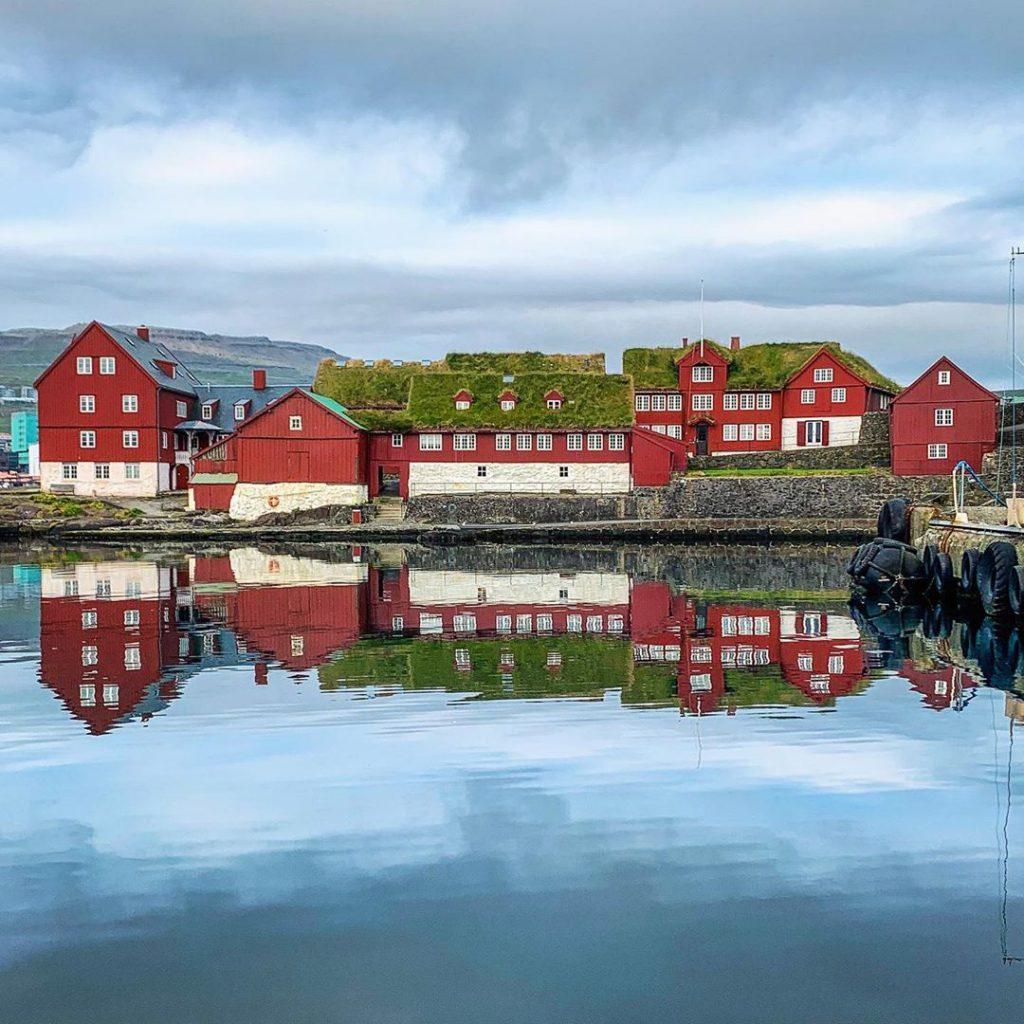 Faroe Islands Tórshavn - Faroe Islands' most instagrammable places