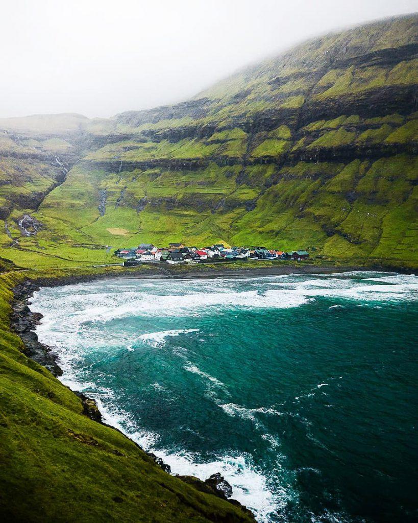 Faroe Islands Tórshavn Streymoy - Faroe Islands' most instagrammable places