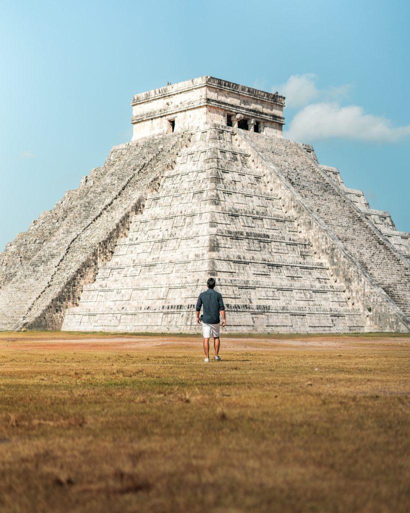 Mayan ruins - Chichén Itzá