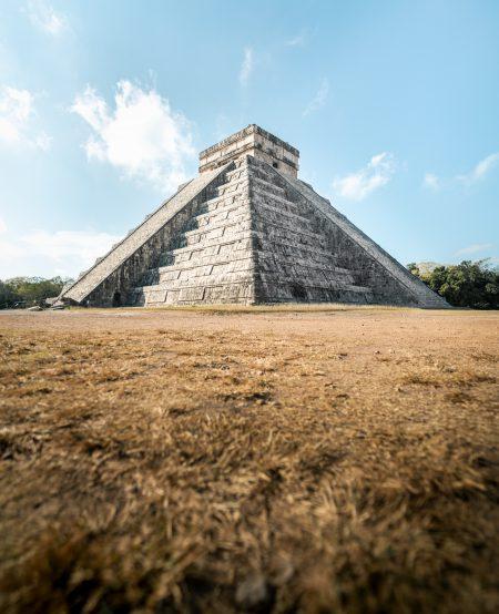 Mayan ruins of Chichén Itzá