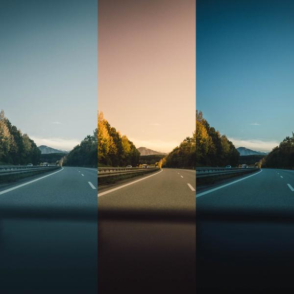Metropolitan Lightroom Preset Pack - Compare Roadtrip