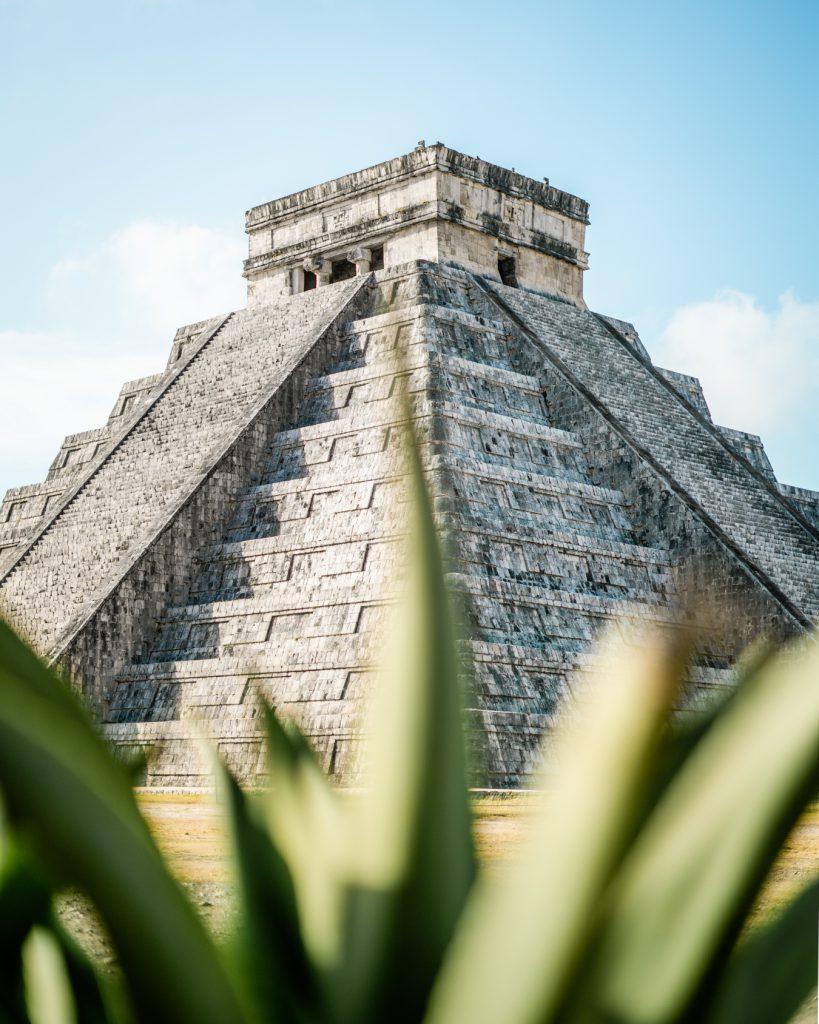 Ruins of Chichén Itzá