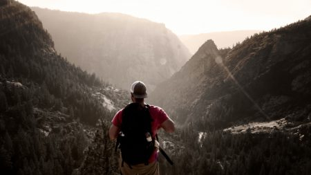 Highpointing, an unique way for hikers to explore the USA