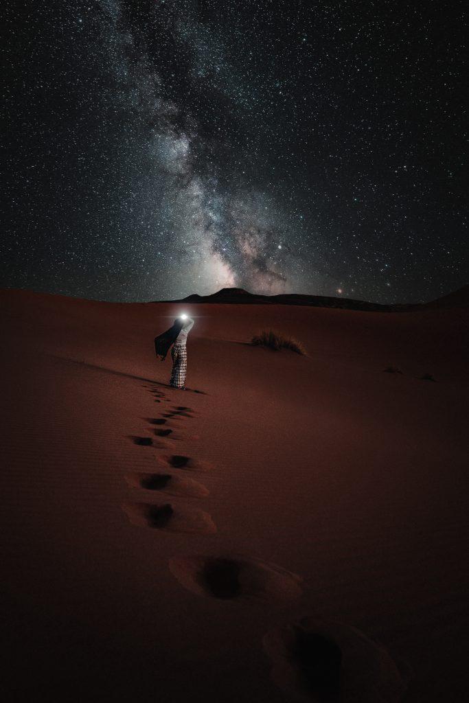 Stargazing in the Sahara desert 1 - Stargazing in the Sahara desert