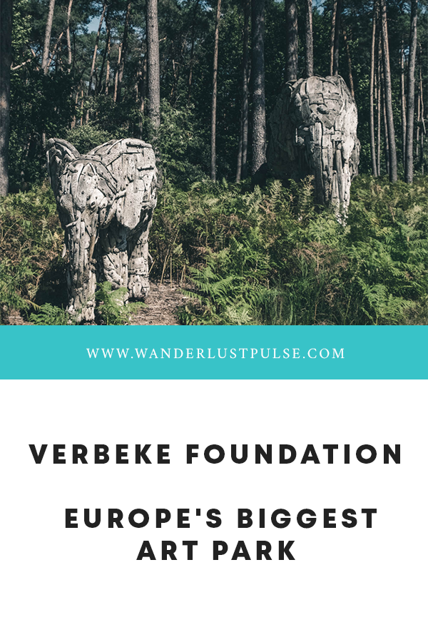 Verbeke Foundation - Verbeke Foundation, Europe's biggest art park