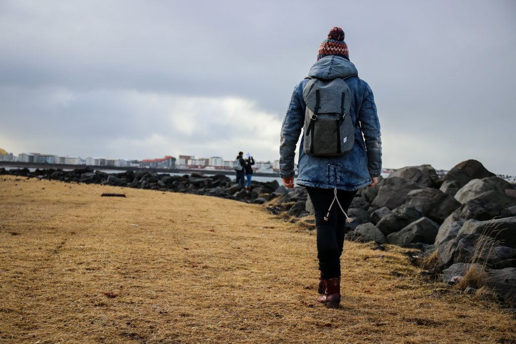 Warm Clothing in Iceland