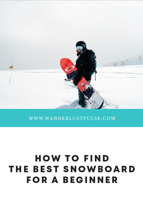 SNOWBOARD find - How to find the Best Snowboard for a Beginner