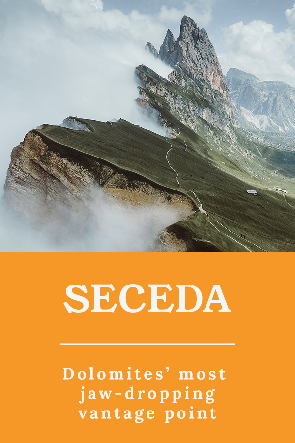 Seceda - Seceda, the Dolomites' most jaw-dropping vantage point
