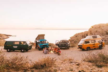 monthly cost of vanlife