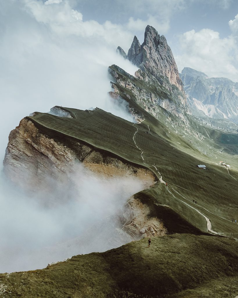 seceda 1 - Seceda, the Dolomites' most jaw-dropping vantage point