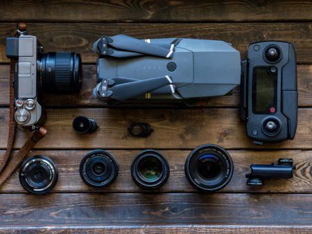 Best DJI Drone Accessories to Improve Your Landscape Photography in 2020