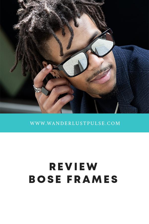Bose Frames review - Review: Bose Frames