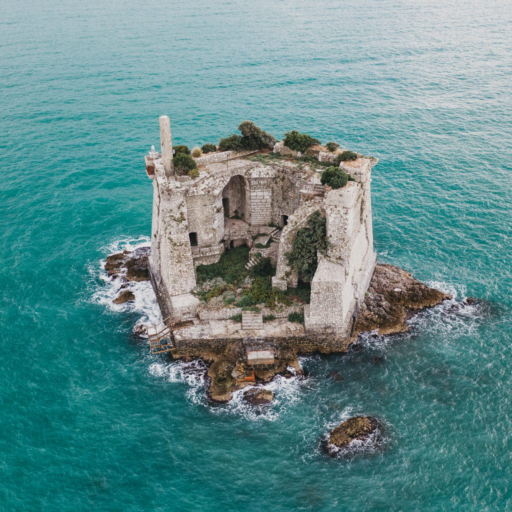 Drone photography Defense fort - 4 expert tips on how to win prizes with your drone photography
