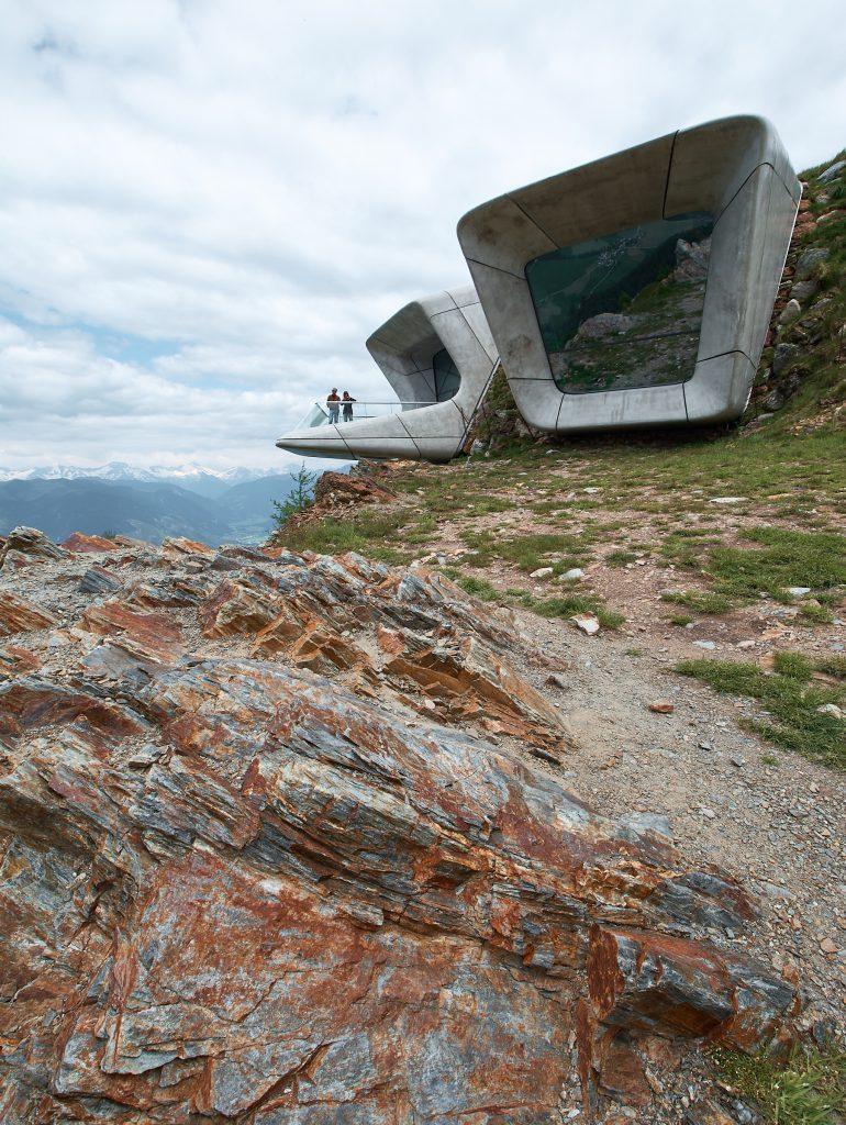 MMM Corones, Dolomites