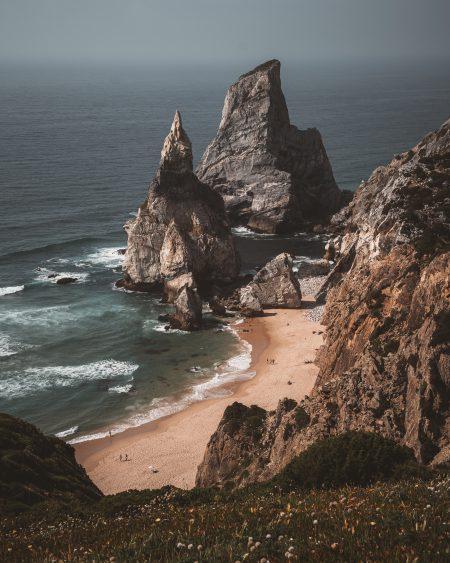 Praia da Ursa, a gorgeous hike to the hidden beach
