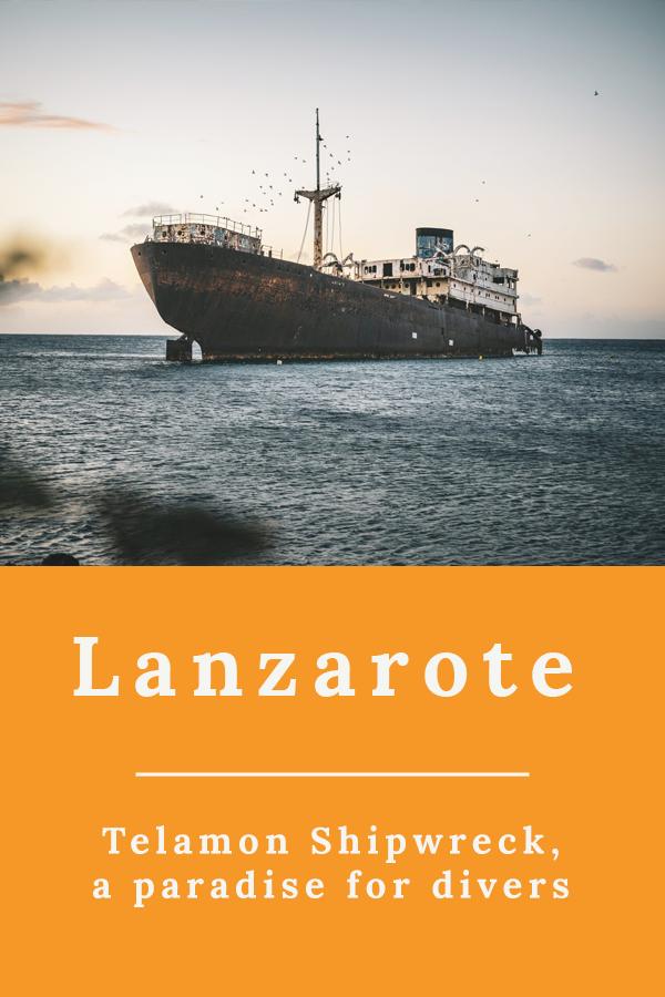 Telamon Shipwreck - Telamon Shipwreck, a paradise for divers