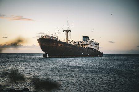 Telamon Shipwreck