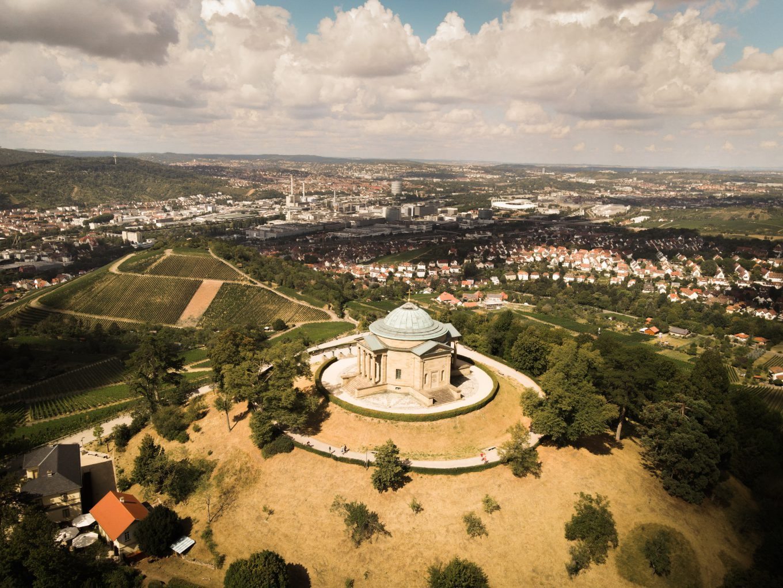 Württemberg Mausoleum