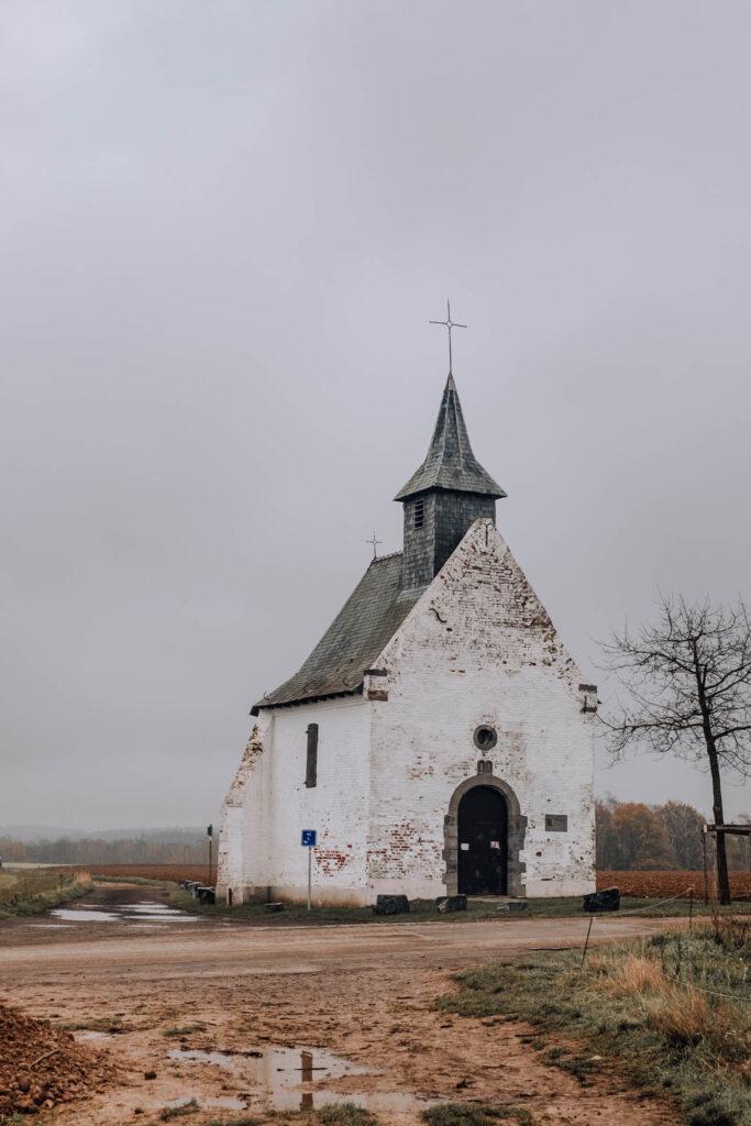 2020 12 02 Chapelle Du Try Au Chene DSCF6978 - The Try-au-Chêne chapel and its rich history