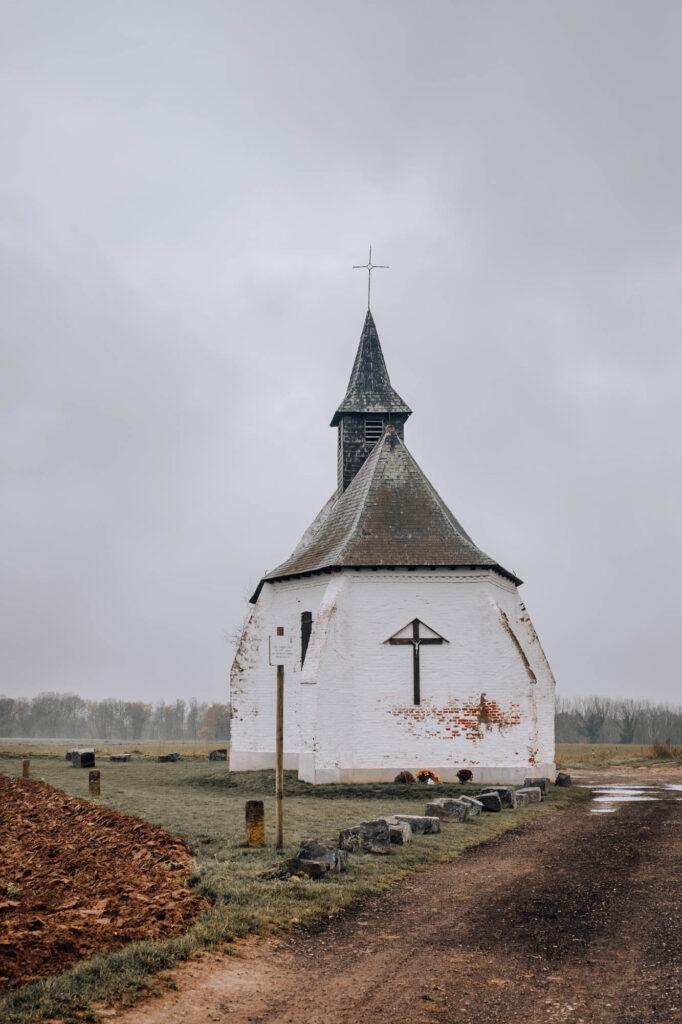 2020 12 02 Chapelle Du Try Au Chene DSCF6982 - The Try-au-Chêne chapel and its rich history